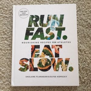 Other - Run Fast Eat Slow Cookbook